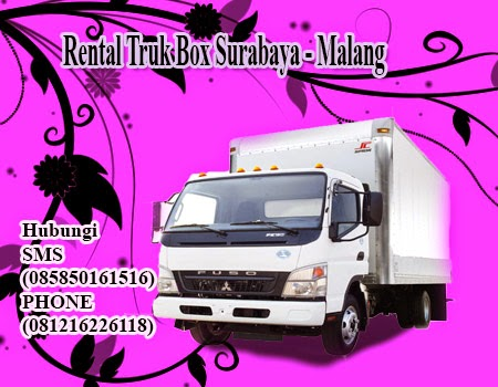 Rental Truk Box Surabaya - Malang