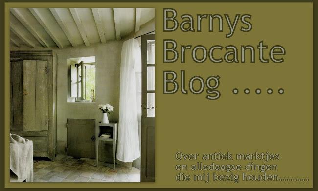 Barnys Brocante Blog