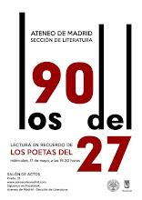 LOS 90 DEL 27