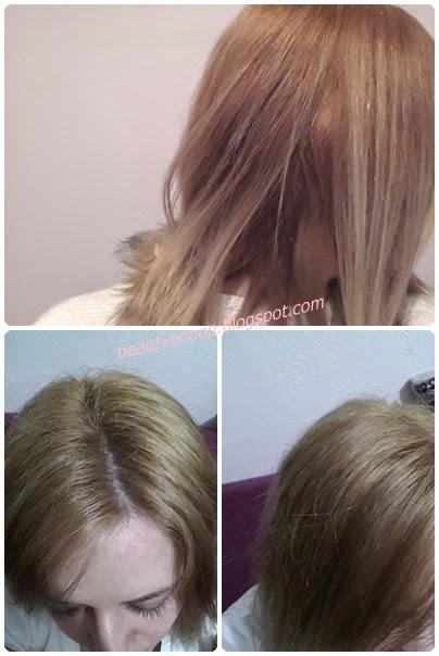 açık papatya palette saç boyama sonuçları