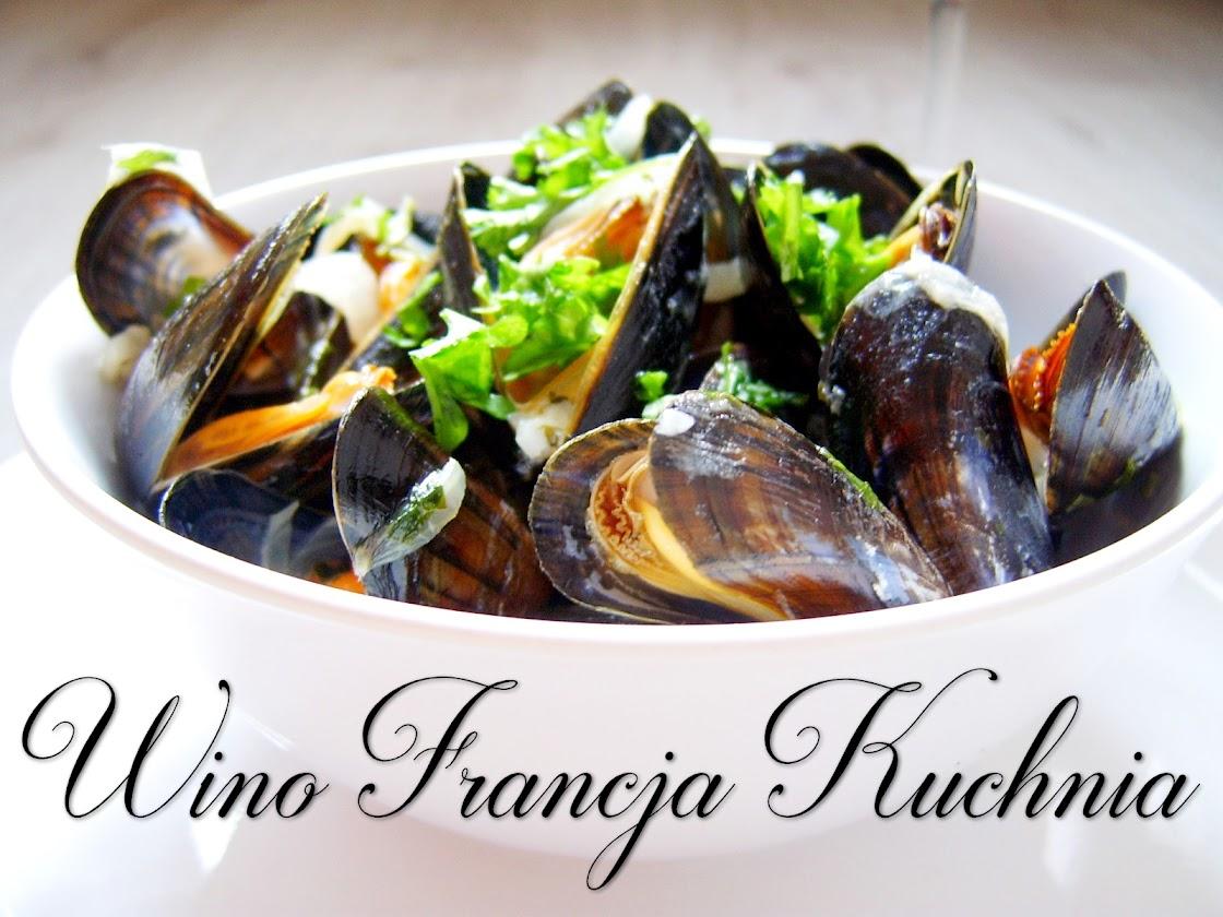 Wino Francja Kuchnia