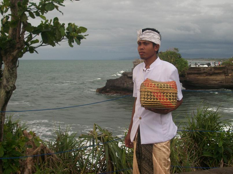 Daya tarik wisata alam, Pantai tanah lot Bali