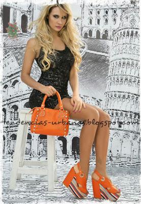 Zapatos y carteras Chiarini coleccion verano 2014