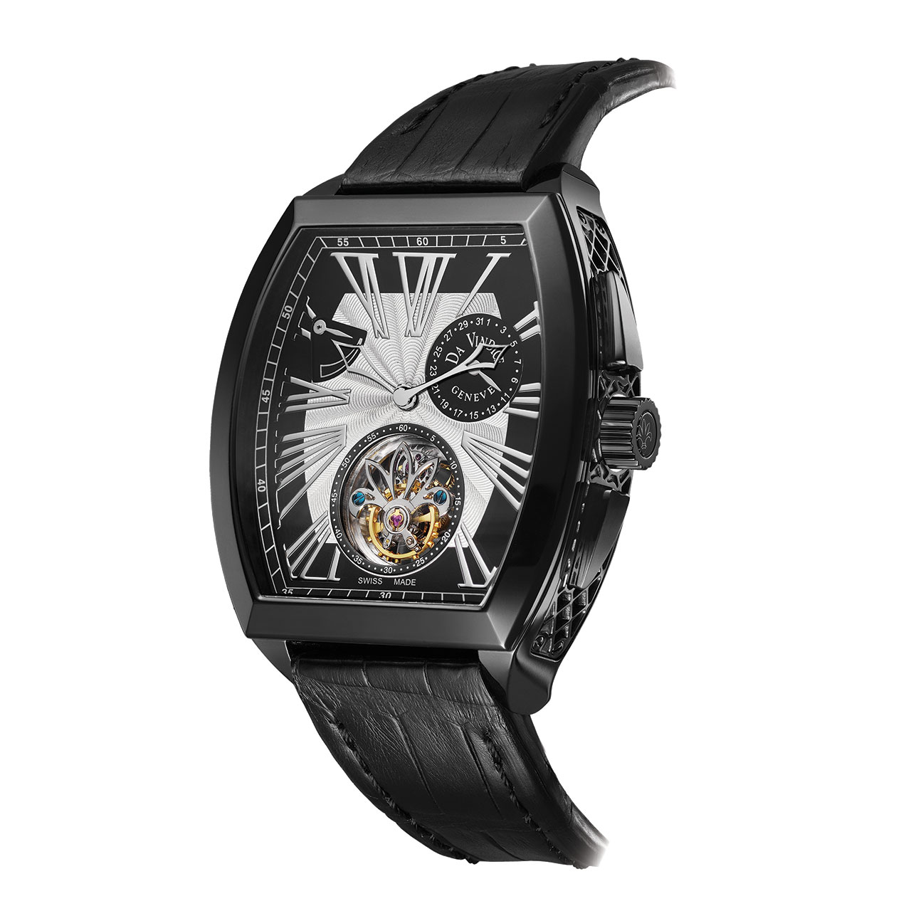 Da Vindice Geneve The Vindex Tourbillon Automatic Watch