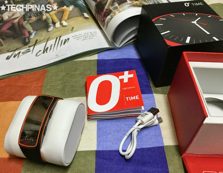 O+ Time, O+ Smartwatch