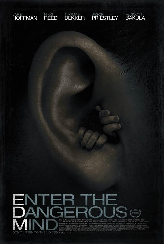 Enter the Dangerous Mind poster