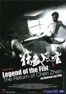 Huyền Thoại Trần Chân - Legend Of The First: The Return Of Chen Zhen 2010
