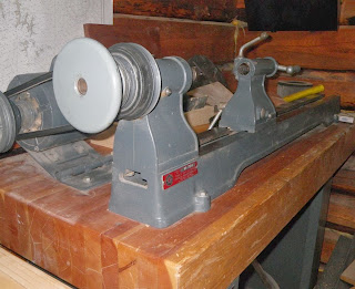 "We have a couple manuals that cover the 46-230 Rockwell 11"" wood lathe ..."