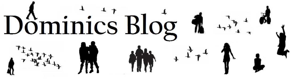 Dominics Blog