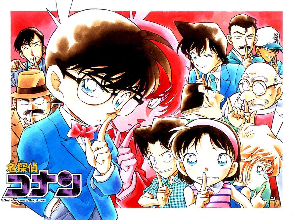 Detective Conan ( Thám Tử Lừng Danh Conan ) Full