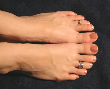 Toe rings in India