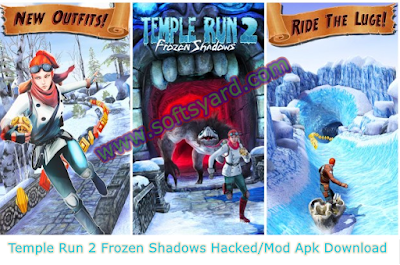 temple run 2 frozen shadow hacked and mod apk download