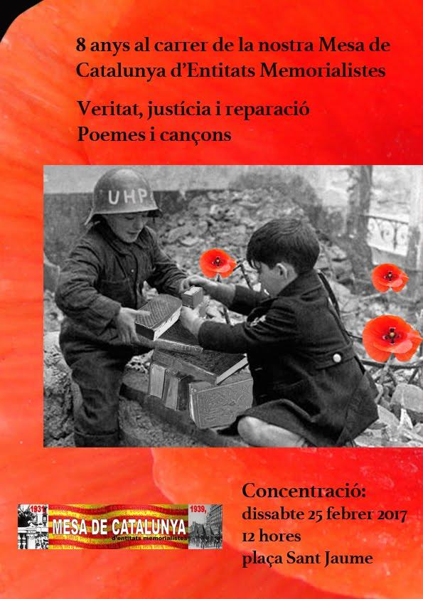 SETANTA-VUITENA CONCENTRACIÓ