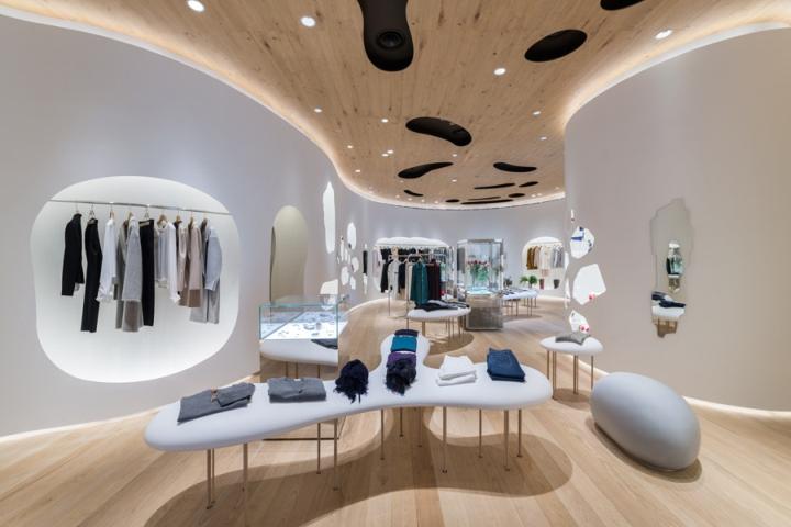 Nemika Concept Store By Kohei Nawa Tokyo Japan