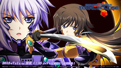 Muv-Luv Alternative: Total Eclipse Anime Wallpaper