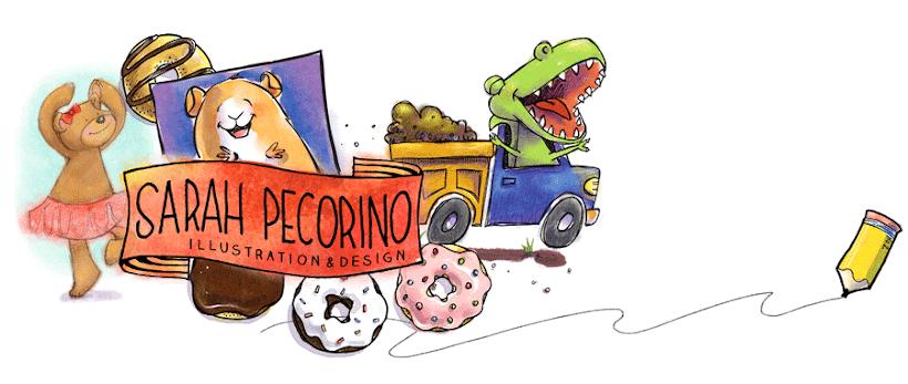 Sarah Pecorino Illustration