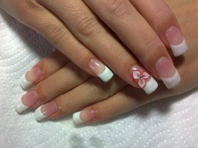 Nail Art Style On Women Simple Nail Art