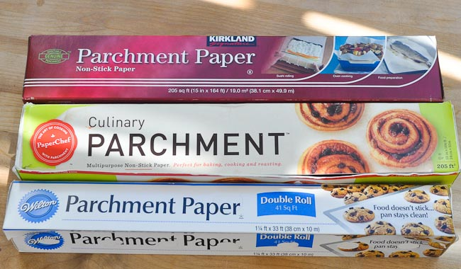 How Do You Use Parchment Paper When Baking A Cake