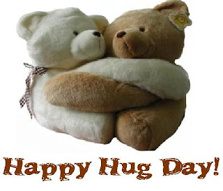Hug Day Sms for Girlfriends