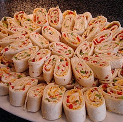 Tortilla Pinwheel Appetizers Recipe