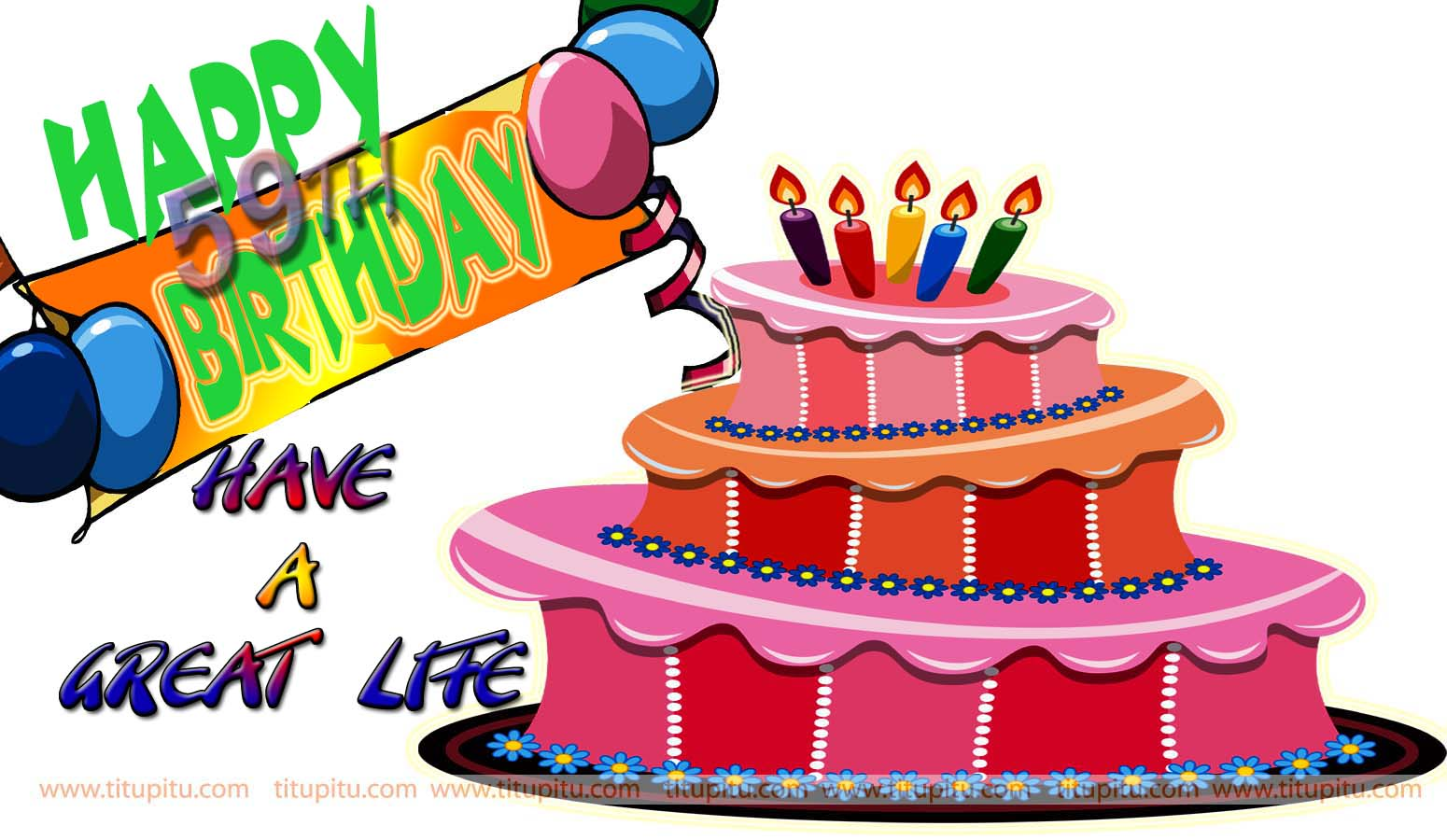 59th Birthday Wishes Message And Wallpaper For Everyone Haryanvi