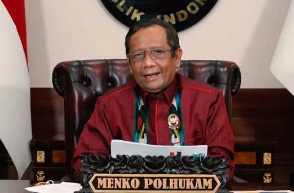 Mahfud MD : Meski Banyak Korupsinya, Indonesia Ada Kemajuan | LihatSaja.com