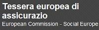 APPLICAZIONE TESSERA SANITARIA EUROPEA SU SMARTPHONE ANDROID GRATIS