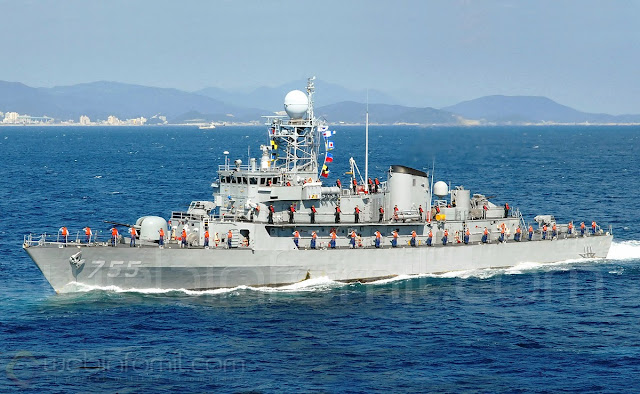 ARC Nariño Corbeta Armada