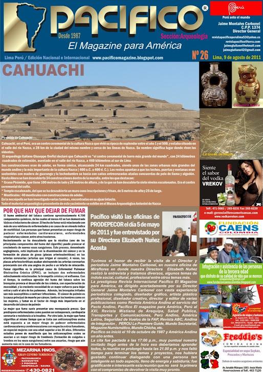 Revista Pacífico Nº 26 Arqueología