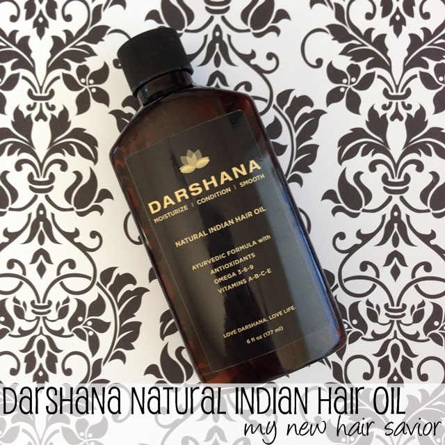 Darshana Natural Hair Oil