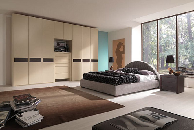 Luxury bedroom design modern bedroom interior design for modern people - Interior decoration for bedroom ...