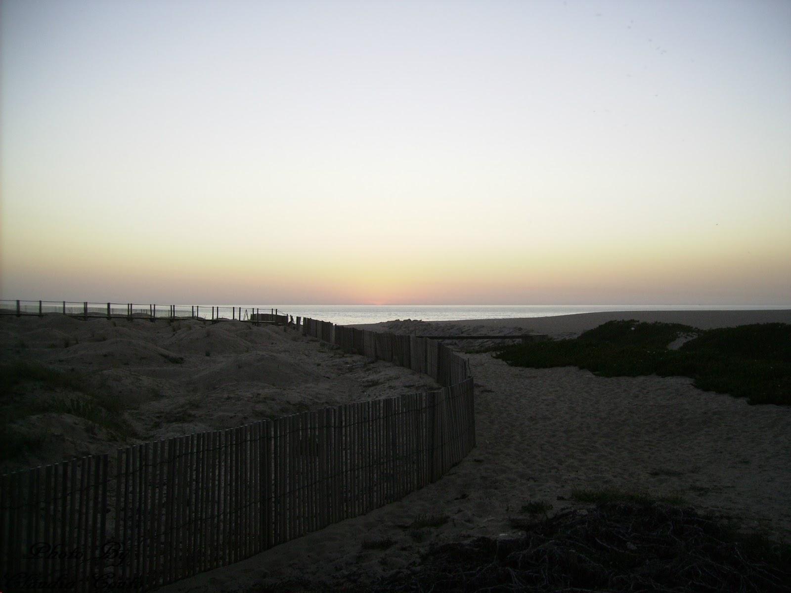 fotografia das dunas