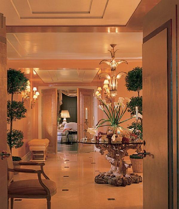 Mariah Carey Romantic Lighting Apartment Design