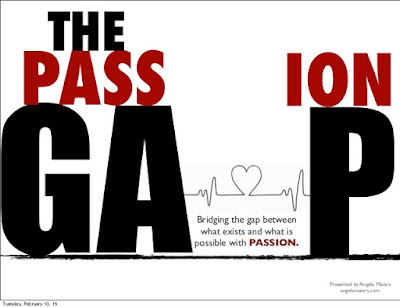 "Image of ""The Passion Gap"""