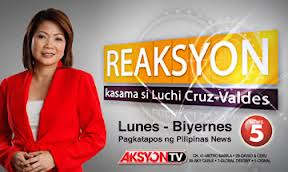 Reaksyon April 8, 2013