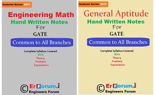 Math and GA Notes