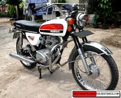 foto modifikasi motor honda cb 100