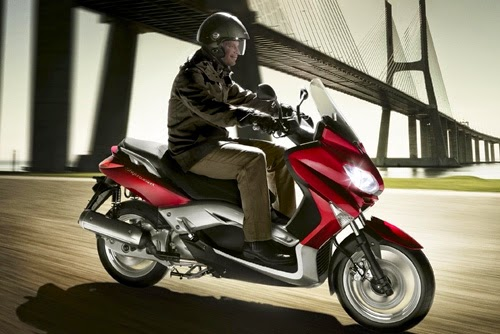MBK Skycruiser 125cc Sport SCooters Wallpapers Gallery