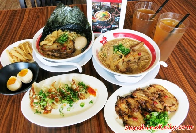 Bari-Uma Ramen Malaysia, Jaya Shopping Centre, Food review, ramen review