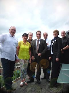 Gastgeber der CPH Hotels am Rhein