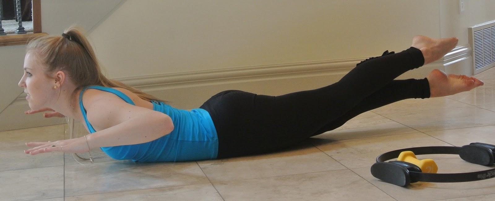 Bree Lena Pilates Workout