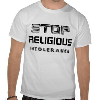 The pervasiveness of religious intoleranceReligious Intolerance