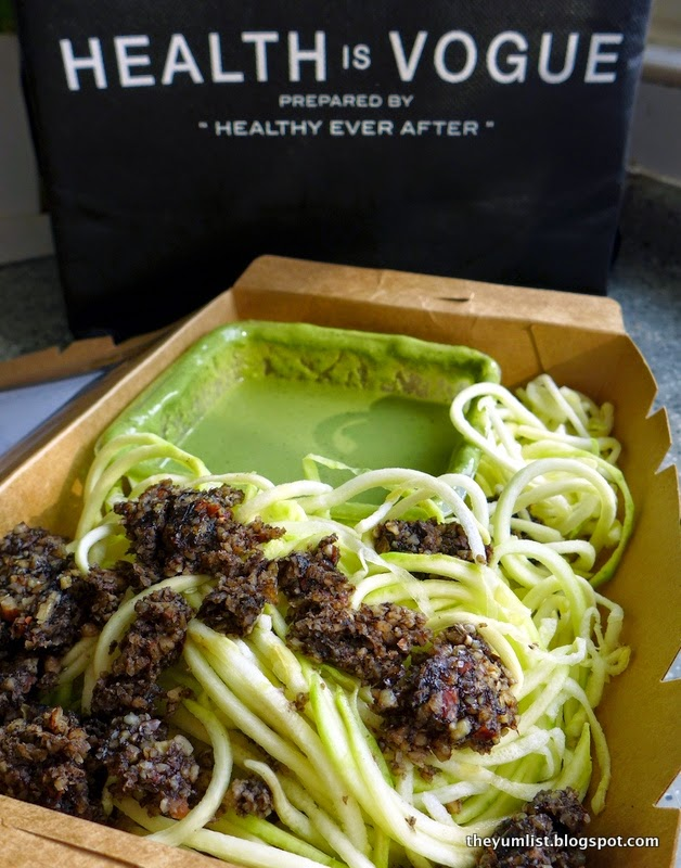 Healthy Ever After, Healthy Food Delivery, Kuala Lumpur