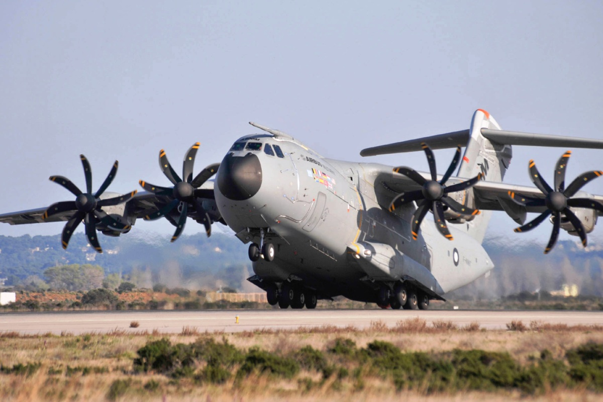 Airbus A400M Wallpaper 4