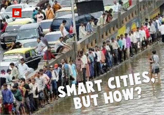 smart cities but how - municipalities are the center of corruption