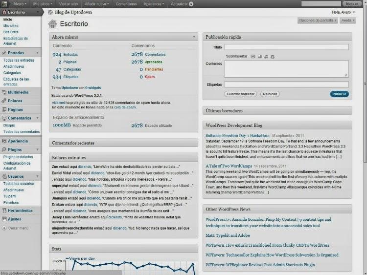 تحميل ورد بريس احدث اصدار WordPress