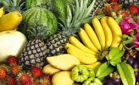 buah buahan makanan sehat