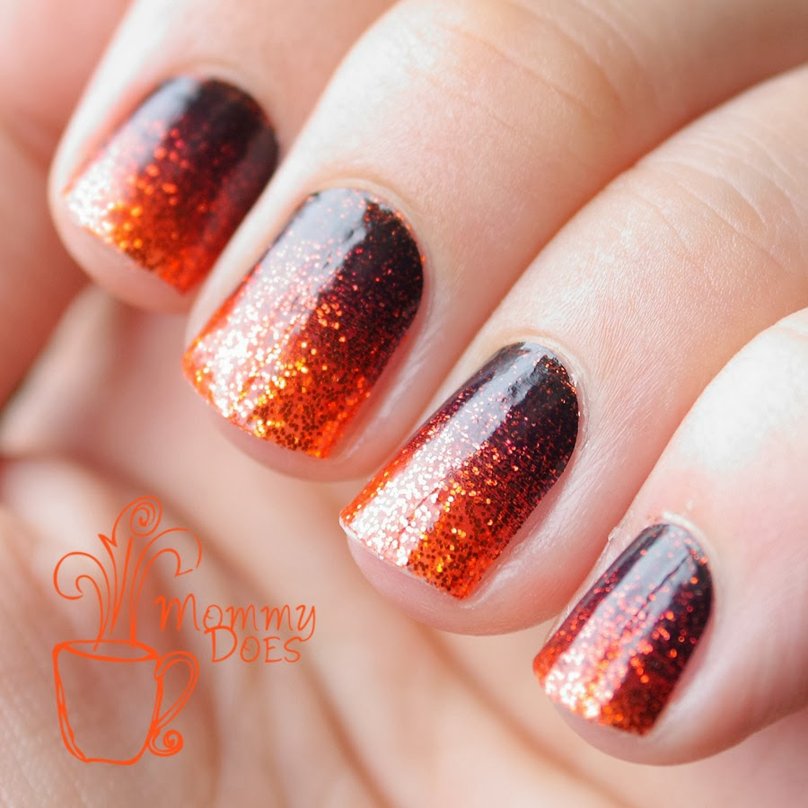 Mommy Does Her Nails: Incoco Nail Strips Review: Halloween 2013 ...