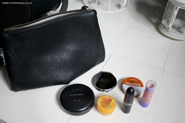 whats in my bag