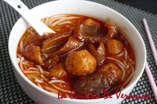 La Cuisine De Veronica 車仔麵